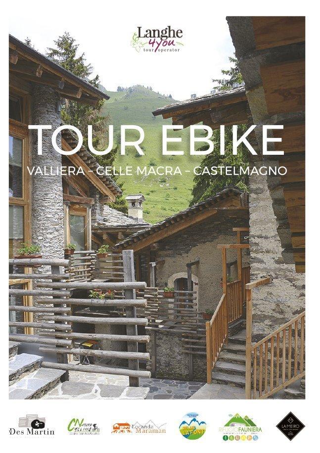 e-bike valle grana